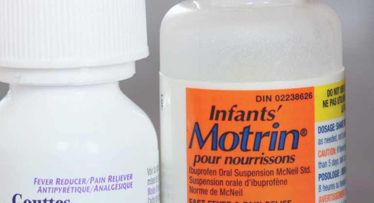 Infant Dosage for Motrin: How Much Should I Give My Child?