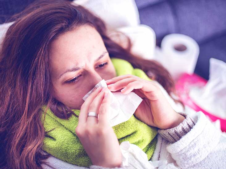 Head Cold Symptoms Treatment And More