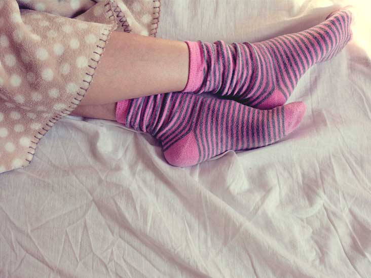 Onion in Sock: Cold and Flu Treatment