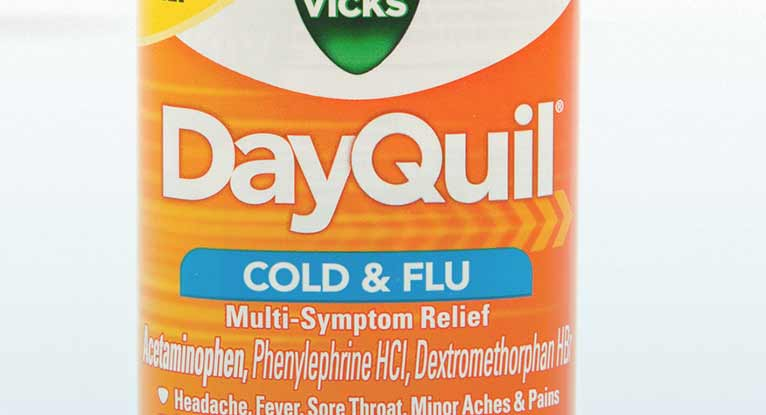 About DayQuil