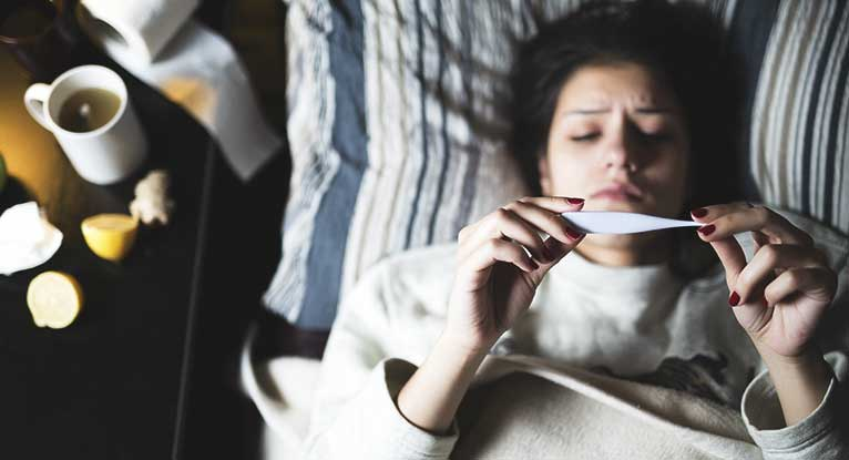 Stock Up! 8 Products You Should Have on Hand for Flu Season