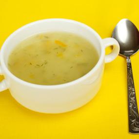 lizard soup