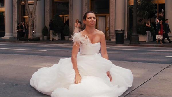 bridesmaids stomach flu