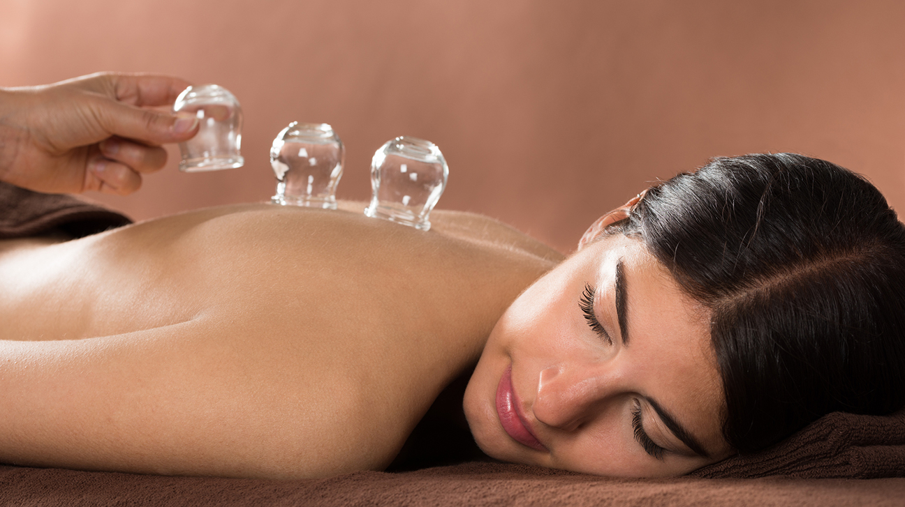 what does cupping really feel like