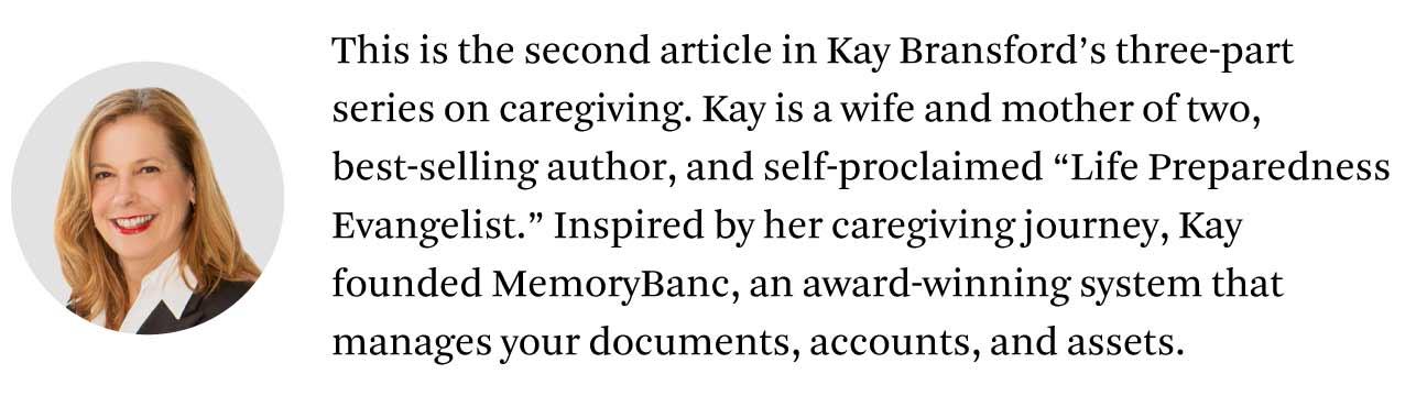 Kay Bransford bio