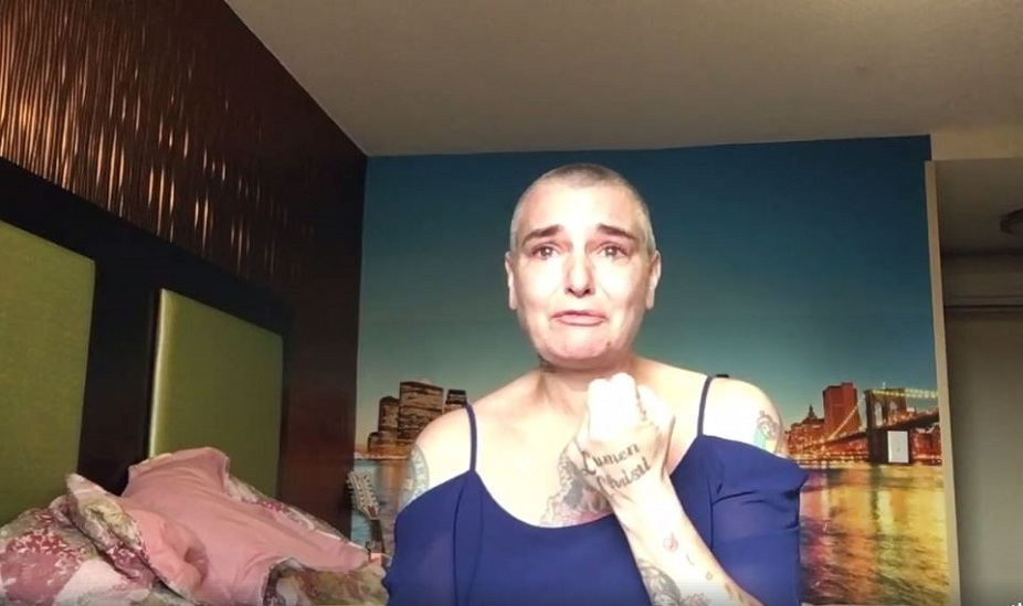 Sinead O'Connor Video Shows How We Need to Change the Way We Approach Mental Illness