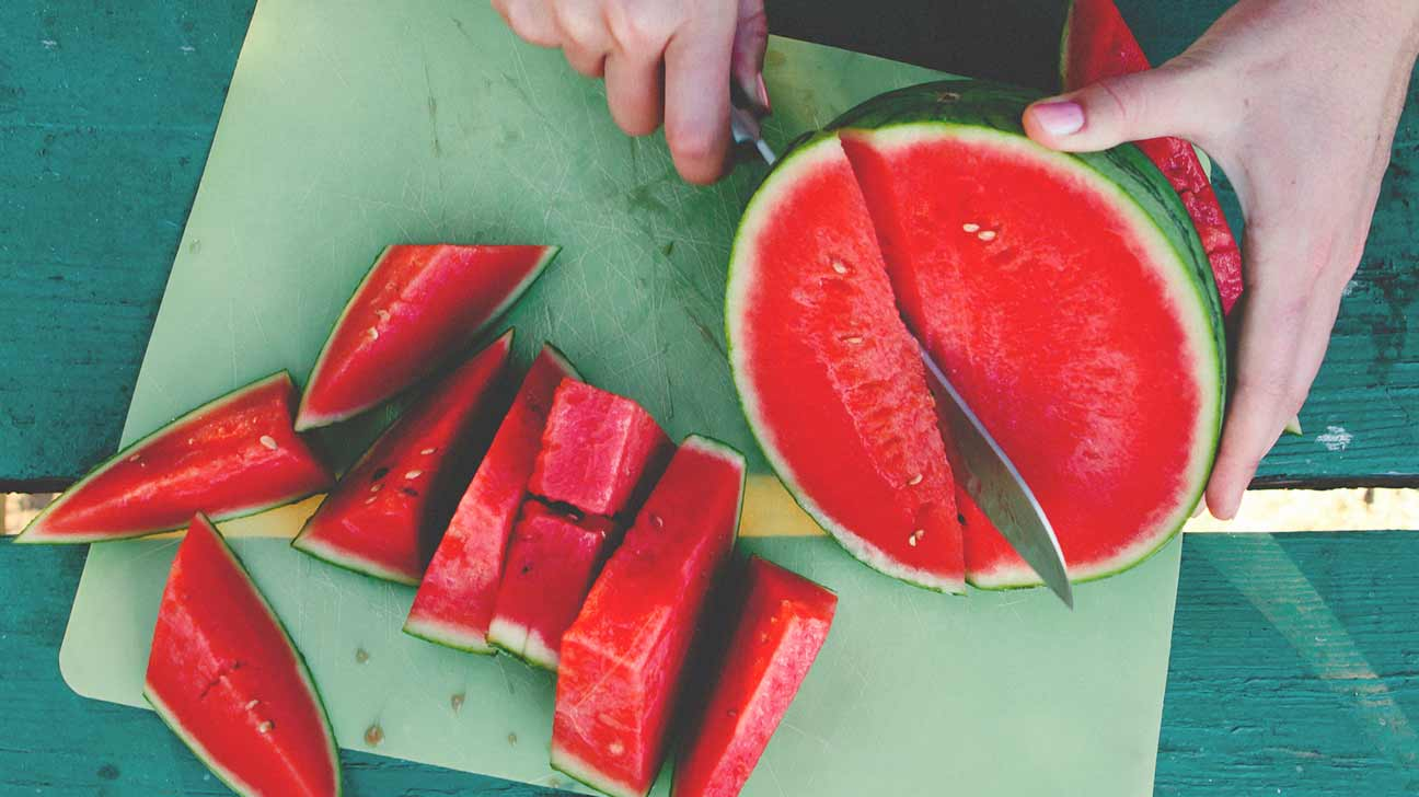 Diabetes and watermelon is it safe to eat for What parts of a watermelon can you eat