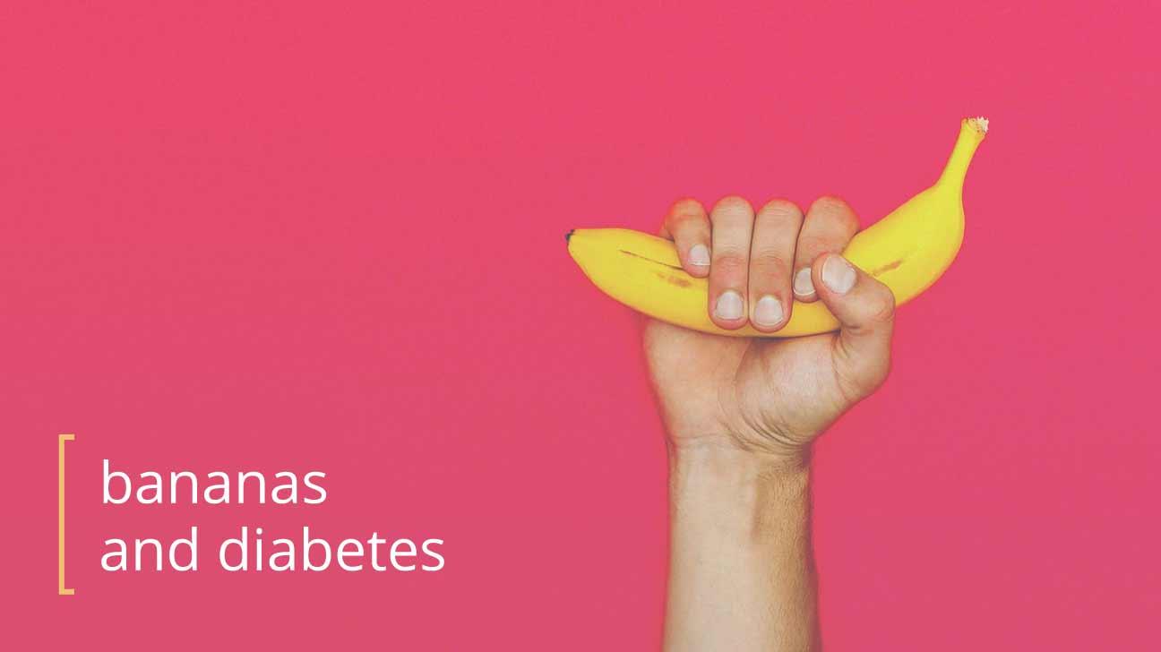 bananas and diabetes