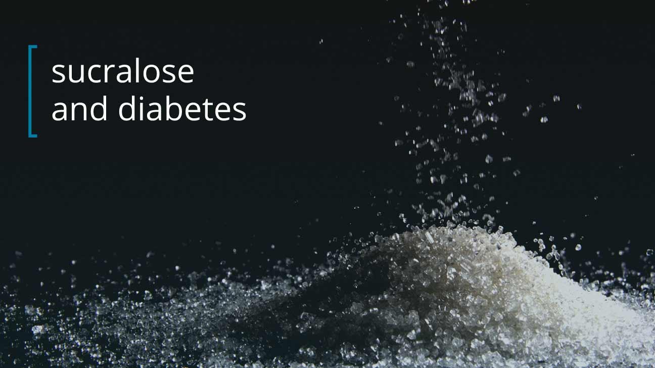 sucralose and diabetes