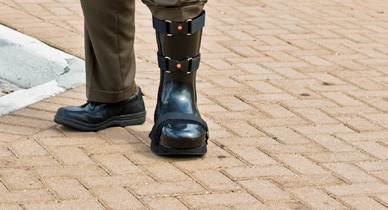 What Is a Diabetic Boot?