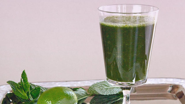 greenie green smoothie