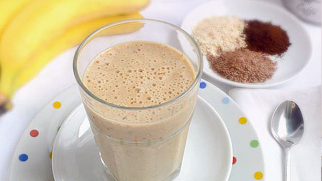 oatmeal breakfast smoothie