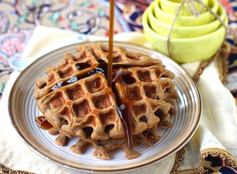 5 diabetes friendly waffle recipes 1 healthy quinoa protein waffles forumfinder Images