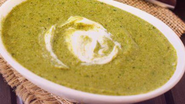 broccoli spinach quinoa soup