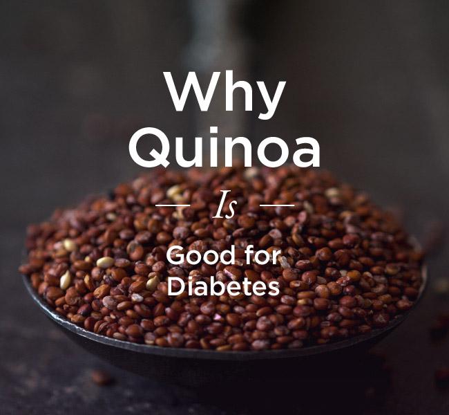 quinoa diabetes