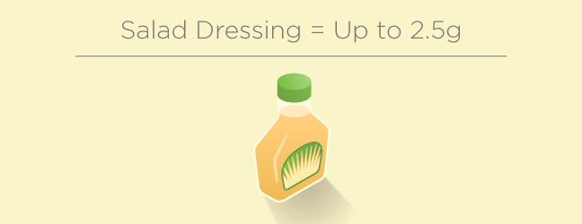 fat free dressing
