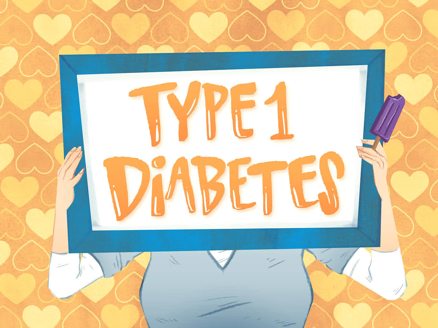 I Love Someone with Type 1 Diabetes