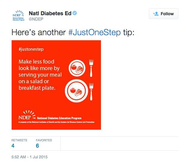 The National Diabetes Education Program