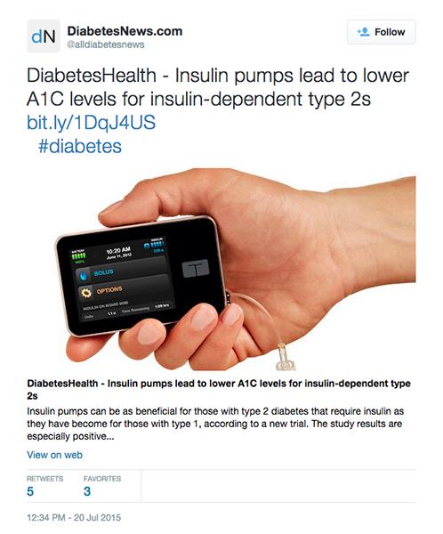breaking diabetes news