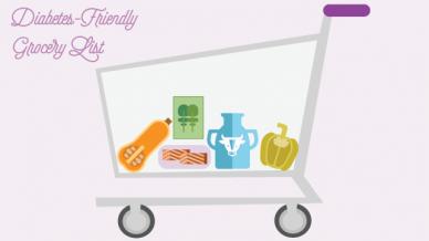 diabetes groceries