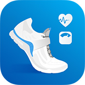 Pedometer and Weight Loss Coach logo