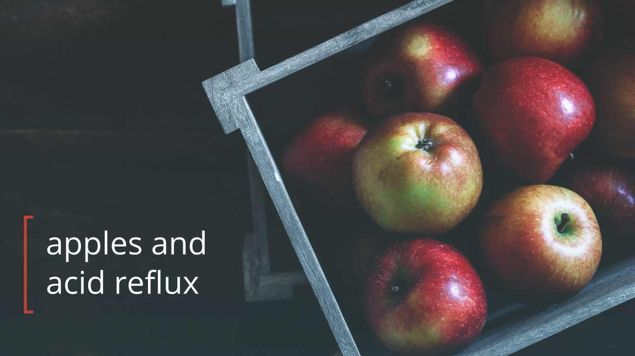 apples and acid reflux