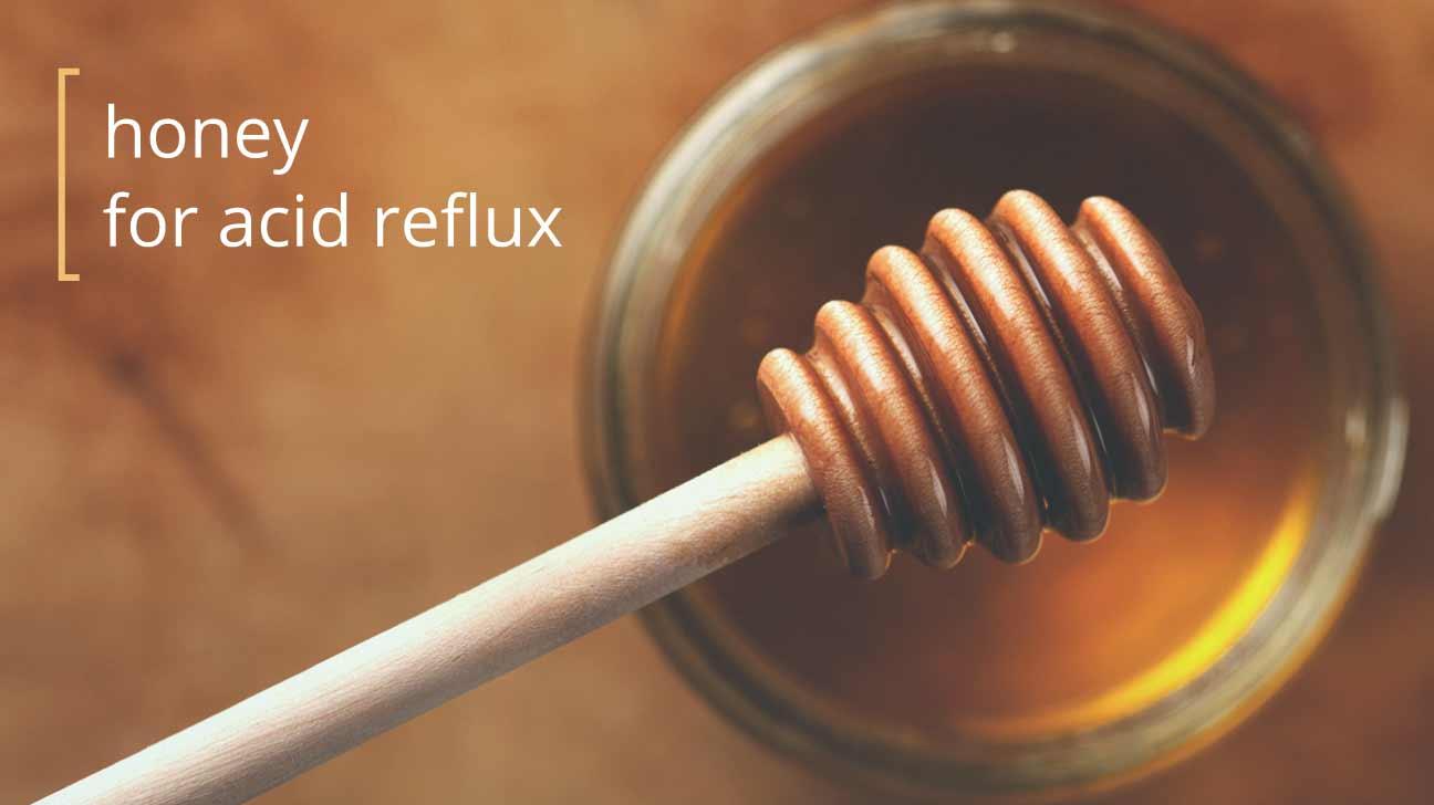 honey for acid reflux