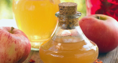 Relieving Constipation with Apple Cider Vinegar