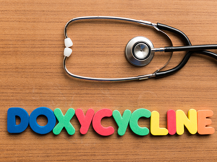 doxycycline for respiratory infection