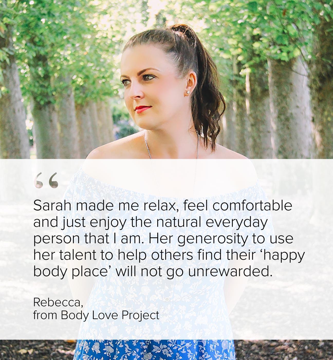 body love project
