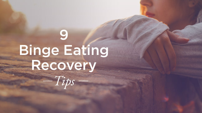 binge eating recovery