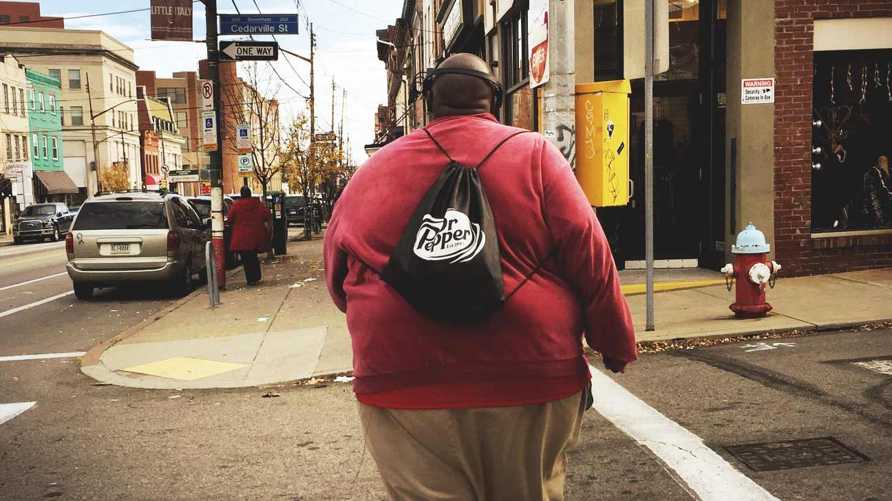 obesity rates rise