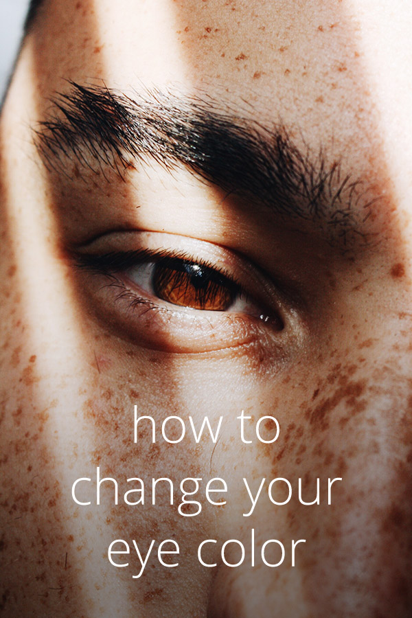 Change Your Eye Color Options For Surgery Safety And More