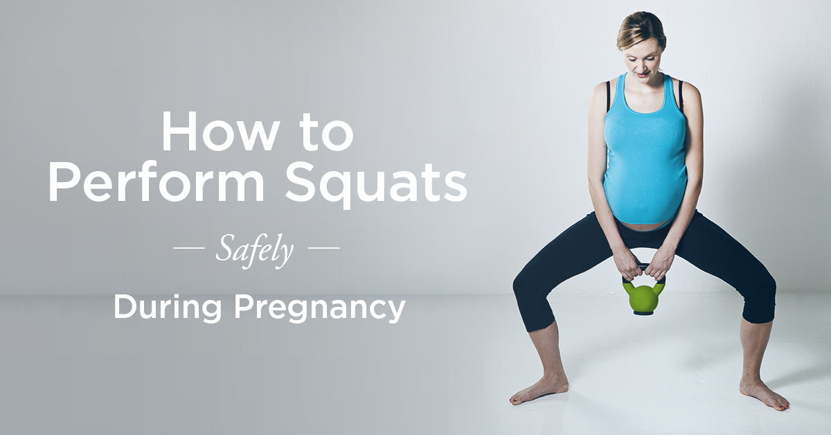 Squats During Pregnancy: How to Perform Safely