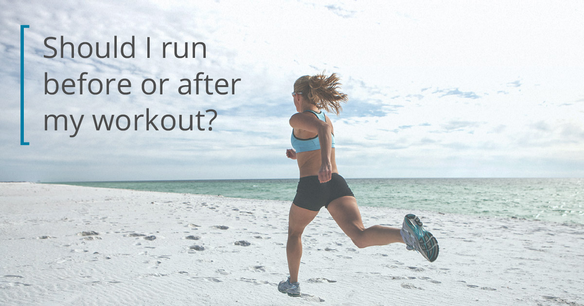 Run Before or After Workout: What's More Effective?