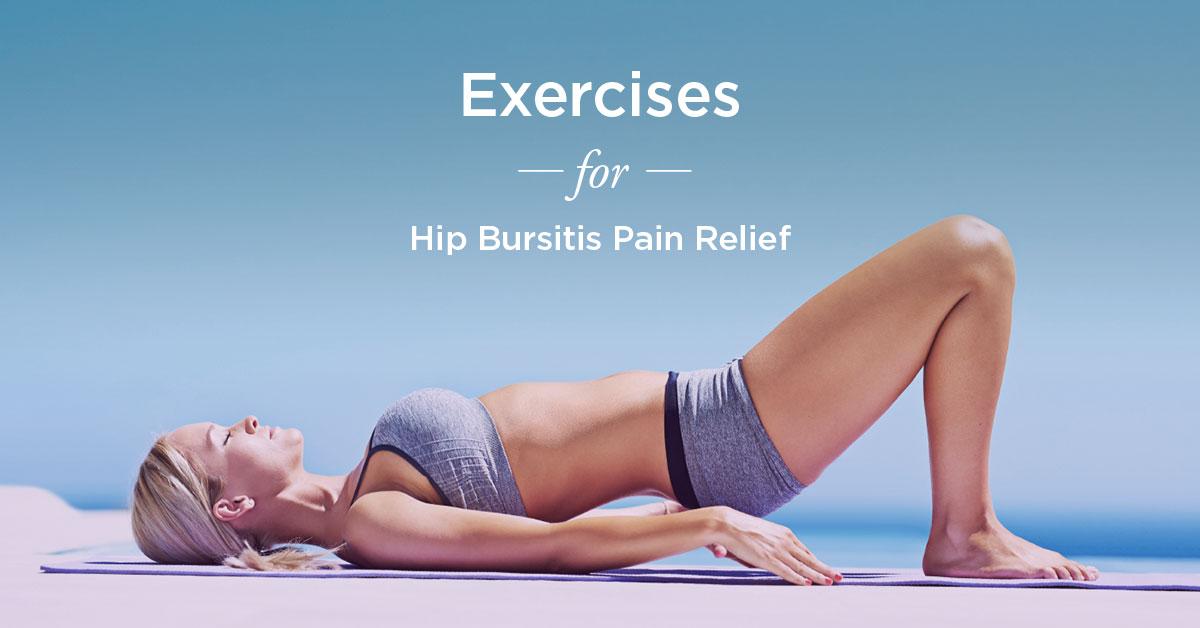 Bursitis Hip Exercises For Pain Relief