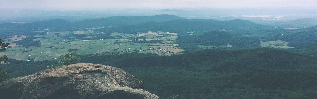 Old Rag Mountain, Virginia