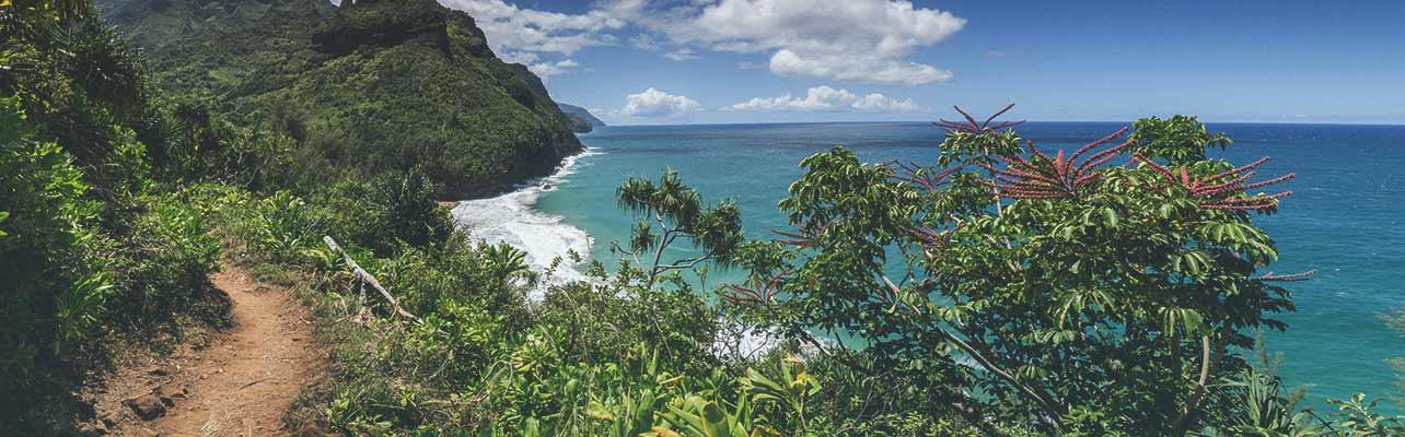Kalalau Trail, Hawaii