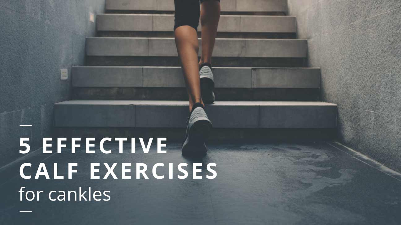 How to Get Rid of Cankles: Calf Exercises