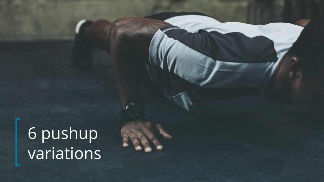what muscles do pushups work