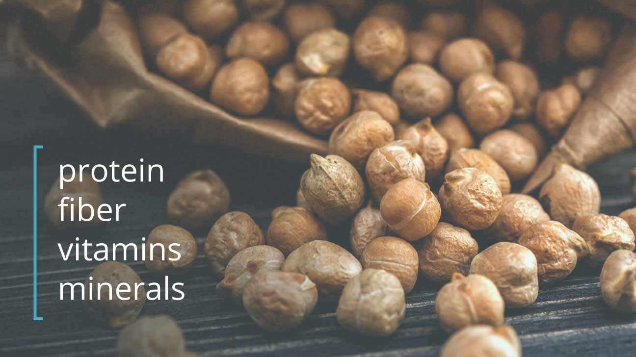 are chickpeas good for you