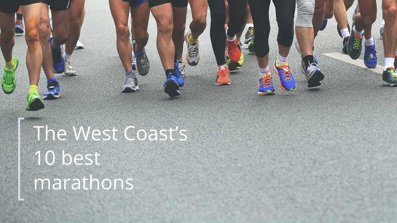 The West Coast's 10 Best Marathon Events