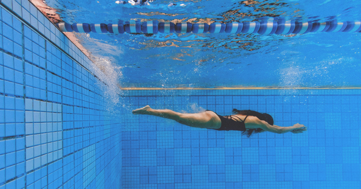 Swimming Is The Best Full Body Workout For Your Health