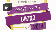 best biking apps of the year