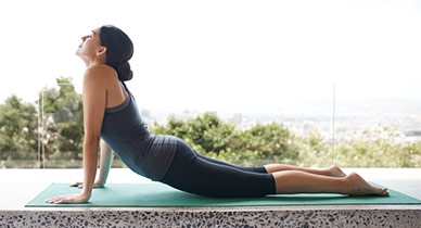mid back stretches release and relieve