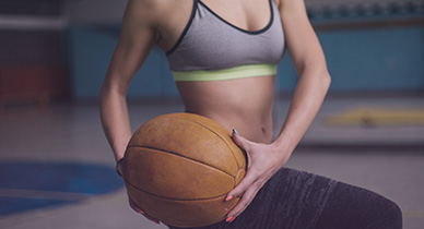 Slam Ball Exercises to Increase Muscle Power