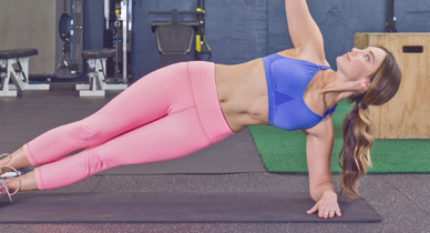 The 5 Best Ab Exercises for Women