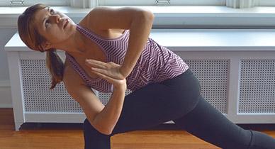 The Awaken Flow: 5 Yoga Poses for the Morning