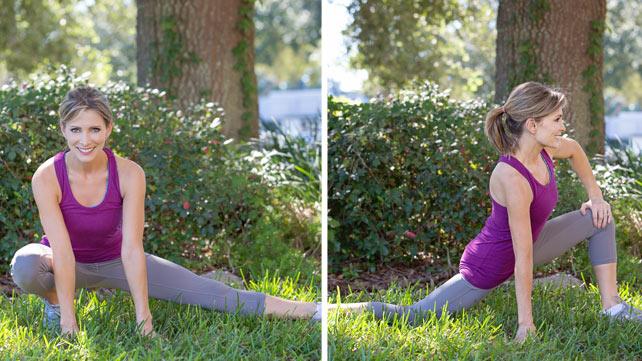 splits and splits