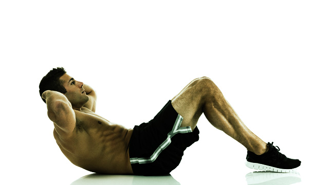 Sit Up Build What Muscles